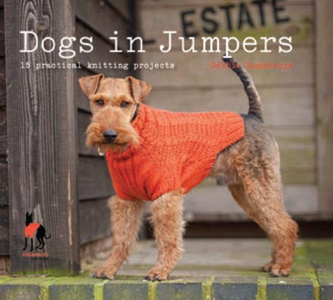 Dogs in Jumpers cover